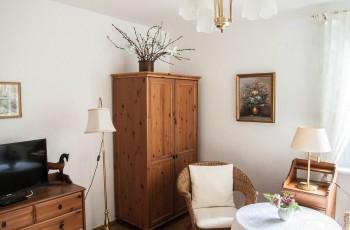 Bild - Wohnzimmer der Ferienwohnung